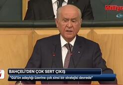 MHP Lideri Bahçeliden flaş açıklamlar