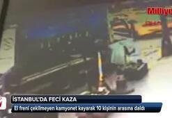 İstanbulda facia ucuz atlatıldı