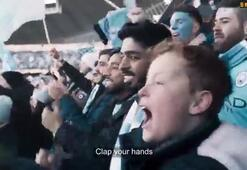 Manchester Cityin şampiyonluğu böyle kutlandı