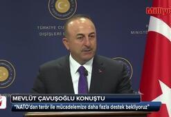 Mevlüt Çavuşoğlu, NATO Genel Sekreteri ile basın açıklaması yaptı