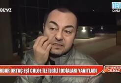 Serdar Ortaç, eşinin arap şeyhiyle beraber olduğu iddiasını yanıtladı