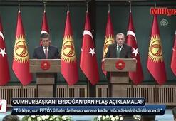 Cumhurbaşkanı Erdoğan: Kesinlikle taviz vermeyeceğiz
