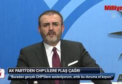 AK Partiden CHPlilere  flaş çağrı