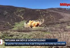Bitlis'te ele geçirildi Tam 1 ton..