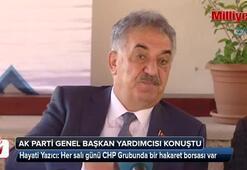 AK Partili Yazıcı, Anadolu Sohbetleri programında konuştu