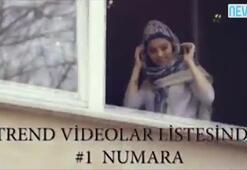 İsmail YK, yeni klibinde başörtülü kızla kamera karşısına geçti
