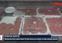 Halka 12 yıllık donmuş etler satıldı