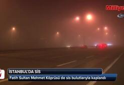 İstanbul Boğazı sis nedeniyle transit geçişlere kapatıldı