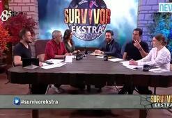 Survivor birleşme partisinde büyük sürpriz