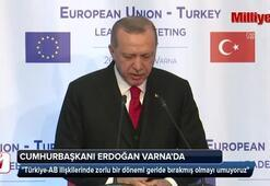 Cumhurbaşkanı Erdoğandan flaş açıklamalar