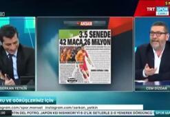 Cem Dizdar: Tarık Çamdal transferinde yönetim suçludur