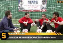 Sporun Yarını - Altınordu Futbol Kulübü 3.Bölüm