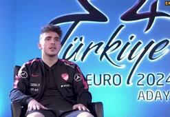 Trabzonsporlu futbolculardan Euro2024 için çağrı