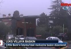 Çiftlik Bank'ın İstanbul'daki merkezine baskın