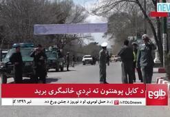 Afganistanın başkenti Kabilde bombalı araç saldırısı