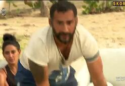 Ümit Karan, Survivorda derbiyi izledi Tolga Ciğerciye olay tepki
