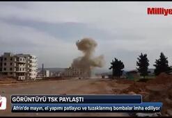 TSK, Afrinden yeni görüntü paylaştı: