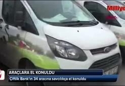 Bursa Cumhuriyet Başsavcılığı Çiftlik Bank'a ait 34 araca el koydu