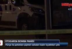 Şehirlerarası Otobüs Terminalinde bomba paniği