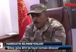 ÖSO üst düzey komutanlarından Fehim İsa, Harekatı'nın bilinmeyenlerini anlattı