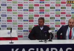 Hamza Hamzaoğlu: Bu maçta galibiyet çok önemliydi