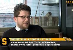 Gökhan Dinç : G.Saray kazanırsa Aykut Kocaman ve Aziz Yıldırım gidebilir...
