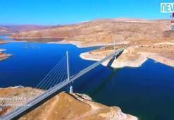 Türkiye'nin köprüleri drone ile tanıtıldı