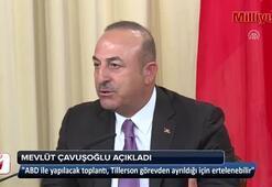 Mevlüt Çavuşoğlu: ABD ile kritik toplantı ertelenebilir