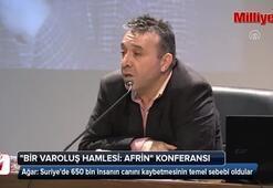 Bir Varoluş Hamlesi: Afrin konferansı