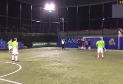 Totti bu kez şaşırttı