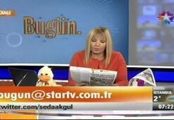 Seda Akgül: Alın size o polis