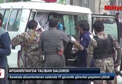 Afganistanda Taliban saldırı gerçekleştirdi