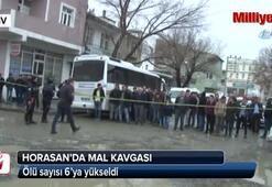 Erzurumda aile vahşeti Ölü sayısı 6ya yükseldi