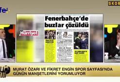 Murat Özarı: Kocamana kalsa Volkanı oynatmaz