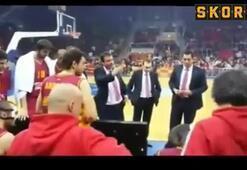 Ergin Ataman böyle çıldırdı