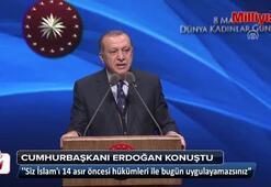 Cumhurbaşkanı Erdoğan Beştepede konuştu