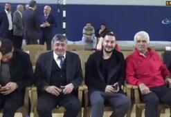 Necati Ateş ve Gökhan Zan Kadınlar Günü'nü kutladı