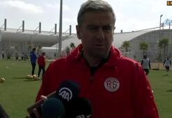 Hamzaoğlu: Kaybettiğimiz puanları Göztepe maçında telafi etmek istiyoruz