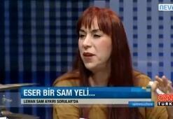 Leman Samın sözleri sosyal medyayı salladı