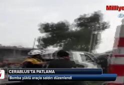 Cerablus'ta patlama: 6 ölü