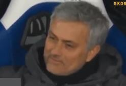 Mourinho son anda kurtuldu
