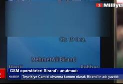 GSM operatörlerinden Birand jesti