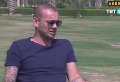 Sneijder: Galatasaraya yeniden gelmek istiyorum