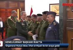 Genelkurmay Başkanı Orgeneral Akar Irakta