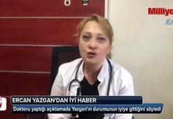 Ercan Yazgandan iyi haber