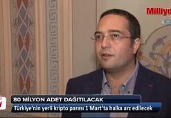 Türkiye'nin yerli kripto parası 1 Mart'ta halka arz edilecek