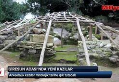 Yeni kazılar Giresun Adasının mitolojik tarihine ışık tutacak