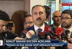 Adalet Bakanı Gülden Salih Müslim açıklaması