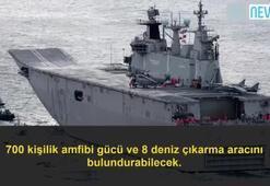 Amiral gemisi son hız bitiyor