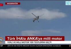 Türk İHAsı ANKAya milli motor